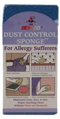 Dust Control Sponge