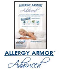 Allergy Armor Advanced Bedding Package