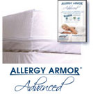Allergy Armor Advanced Dust Mite Mattress Covers