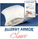 Allergy Armor Classic Dust Mite Pillow Cover