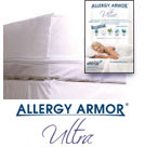 Allergy Armor Ultra Dust Mite Mattress Cover