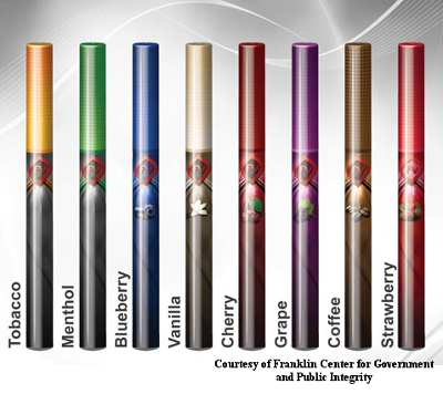 Some of the More Standard E-Cig Flavors