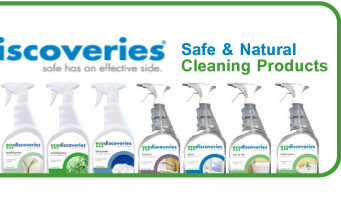 EcoDiscoveries Cleaning Products