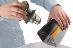 Electrolux Ergo Rapido Bagless Handheld Vacuum