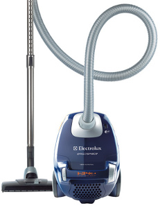 New Electrolux Ergospace Canister Vacuum Cleaners