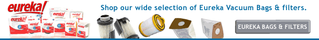 Eureka Vacuum Bags and Filters