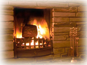 Wood-Burning Fireplaces & Air Pollution