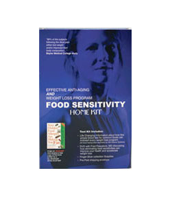 ALCAT Food Sensitivity Home Kit