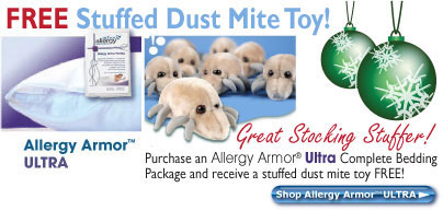 Allergy Armor Ultra Allergy Relief Bedding Packages