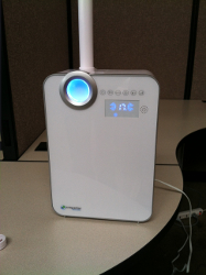 The New Pure Guardian H7550 Ultrasonic Humidifier