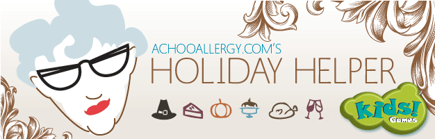 Holiday Preparation for Allergic Family