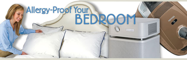 How to AllergyProof Your Bedroom