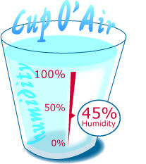 Humidity Glossary - Relative Humidity