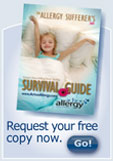 Request your free allergy relief products catalog