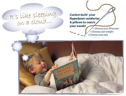Ogallala Hypodown Comforters