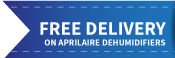 AprilAire 1750 Whole House Dehumidifier Shipping