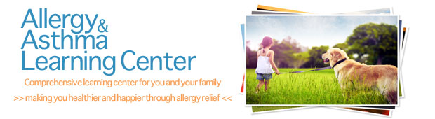 Allergy Relief Learning Center