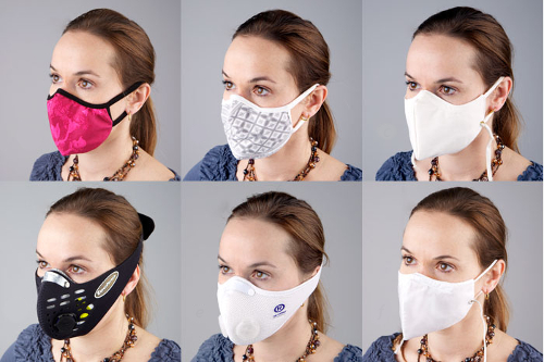 Comparing Allergy Masks