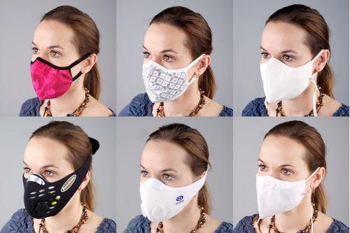 Comparing Allergy Masks