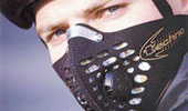 Best Mask for Smoke, Dust & Sand - Respro Techno