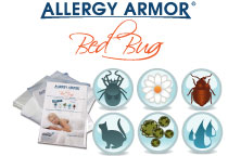 Allergy Armor Bed Bug Bedding