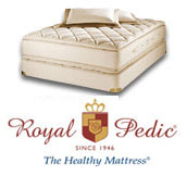 Royal-Pedic Organic Mattresses