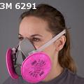 3M 6291 HEPA Respirator