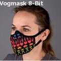 Vogmask Mask - 8-Bit