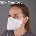 Silk Allergy Face Mask
