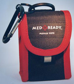 Med-Ready Puffer Tote