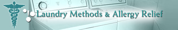 Laudry Methods