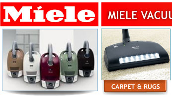 Miele Carpet Attachments