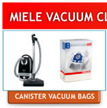 Miele Canister Replacement Vacuum Bags