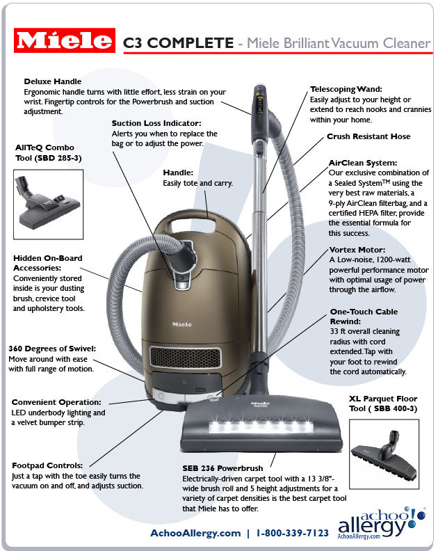 miele complete c3 brilliant miele c3 canister vacuum cleaner. Black Bedroom Furniture Sets. Home Design Ideas