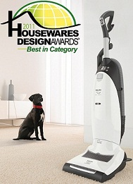 Miele Cat & Dog Upright Vacuum Best in Category - Housewares Design Awards 2011