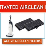 Miele Replacement Activated AirClean Filters