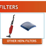 Miele Replacement HEPA Filters for Sticks and Powerhouse Upright