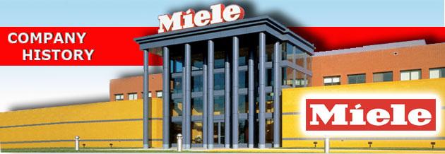 Miele Company Information & History