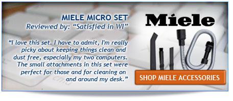 Miele Micro Accessory Kit