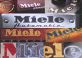 Miele Historical Logos