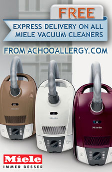 Miele Vacuum Shipping Information - Free Express Delivery