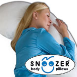 Allergy Pillow Buying Guide - Snoozer Body Pillows