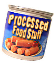Avoid Processed Food