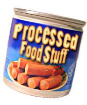 Avoid Processed Food