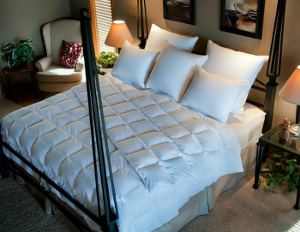 How to Select the Right Down Pillow and Comforter for You