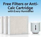 Free Accessories With Every Stadler Form Humidifier Purchase (excludes Jerry)