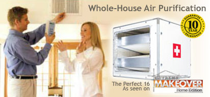 IQAir Perfect 16 Whole House Air Purifier