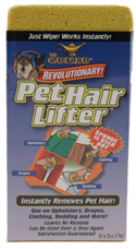 Pet Hair Lifter Sponge
