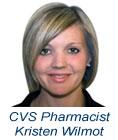 CVS Pharmacist Kristen Wilmot