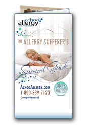 The AchooAllergy.com Catalog